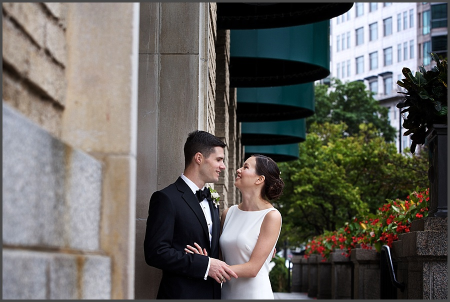 Army and Navy club wedding Deb Lindsey Photography
